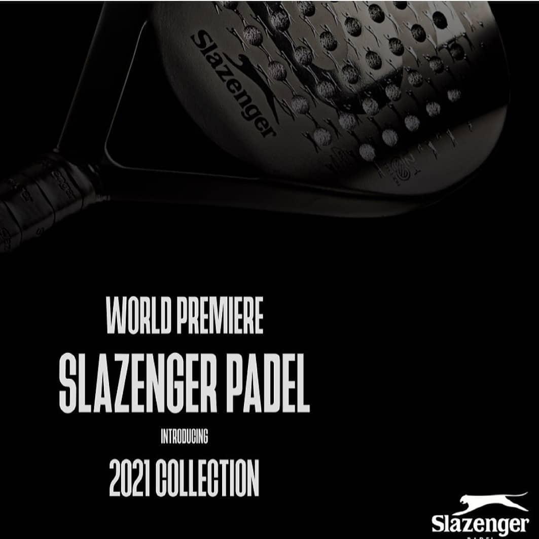 raqueta padel Slazenger