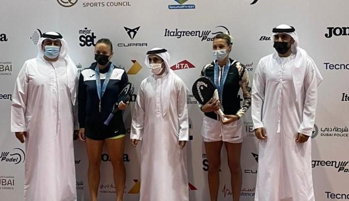 FIP Star Dubai: un ottimo corso per 2 coppie francesi