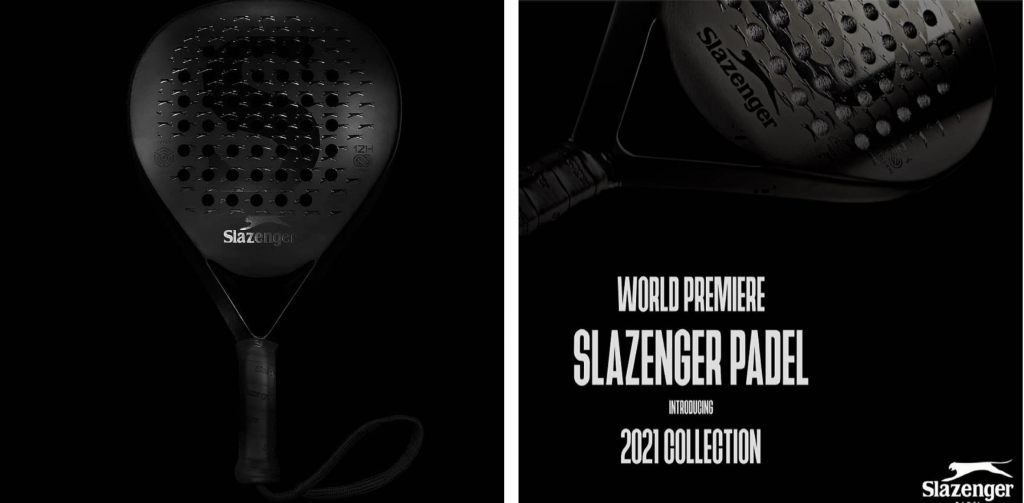 Slazenger to conquer the padel