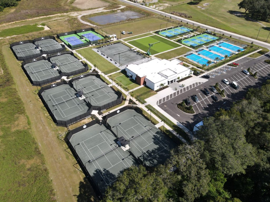 SVB Tennis Center