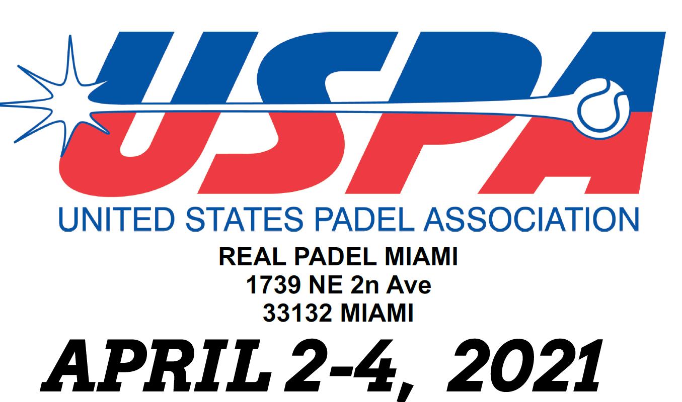 Nallé Grinda / Carlos Zarhi en demi-finale de l'open de Real Padel Miami
