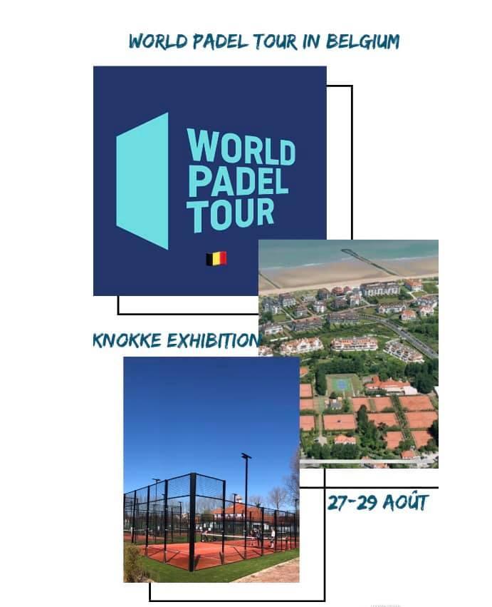 world padel tour Bélgica 2022