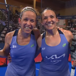 Riera llugano victoire dames open VIGO 2021