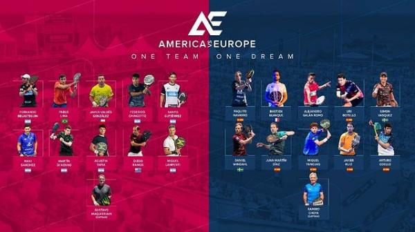 Amerika vs Europa: schemat för dag 1