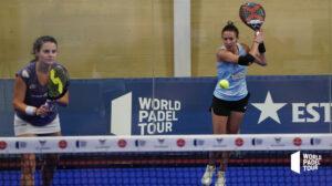 Barbara Las Heras Carla Mesa WPT Santander Open