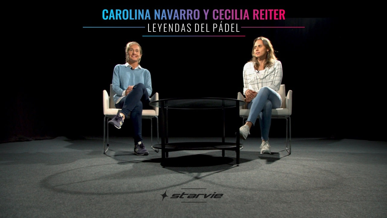 StarVie:关于此Reiter和Carolina Navarro的纪录片