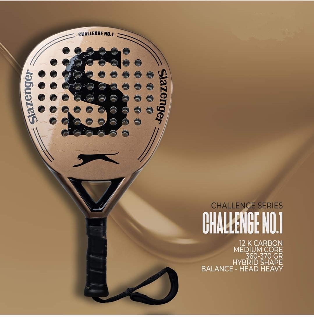 Challenge No.1 Slazenger padel 2021