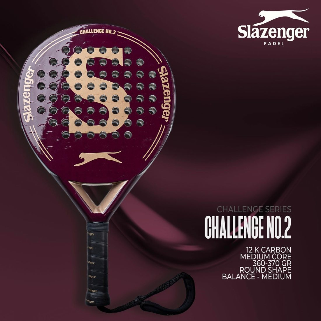 Slazenger padel 2021 Challenge No.2