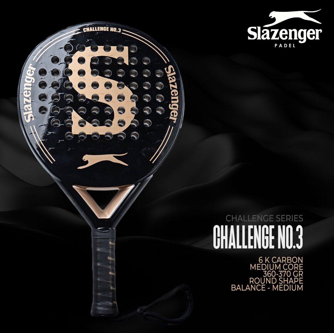Slazenger padel 2021 Challenge No.3