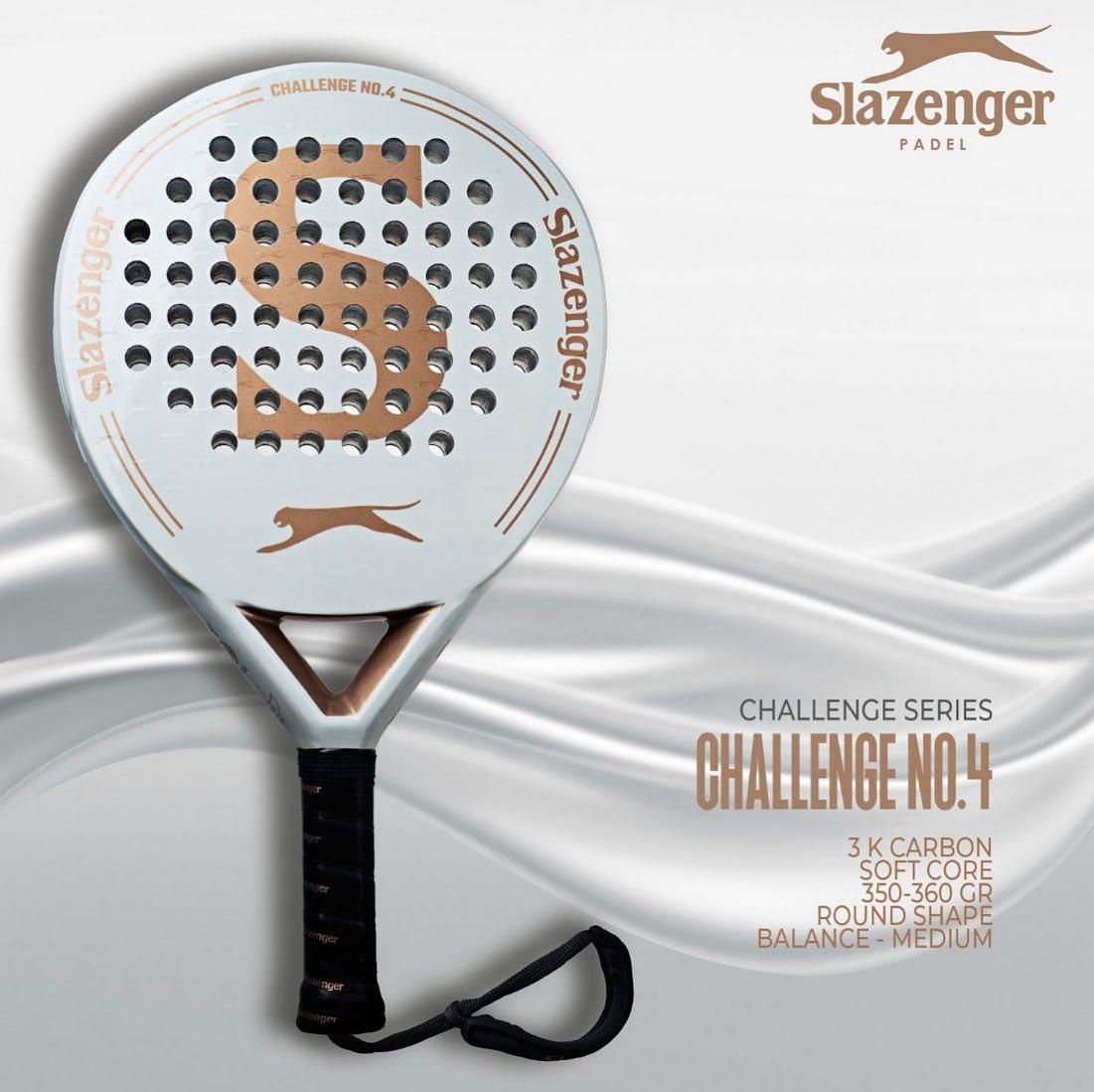 Slazenger padel 2021 Challenge No.4