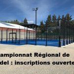 Campeonato regional Padel por par paca