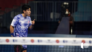 Chingotto Alicante Open 2021 point le plus viral Padel WPT