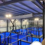 Club Padel Touch Bassin d'Arcachon - climatisation complexe sportif