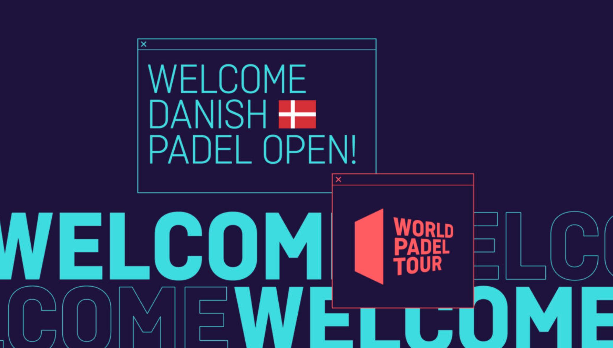 WPT: Dinamarca tendrá su danés Padel ¡Abierto por 2 años!