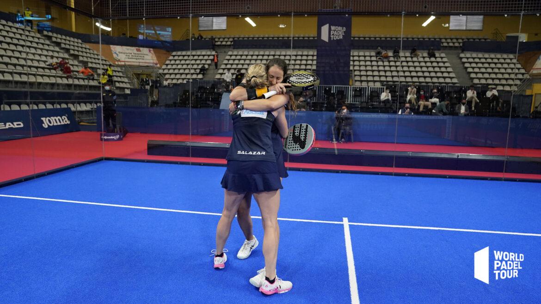 Gemma Triay Alejandra Salazar WPT Vigo Open victoire
