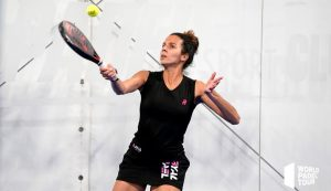 Mélissa Martin World Padel Tour lob