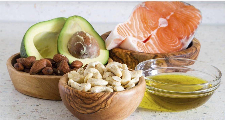 Padel i nutrició: omega 3