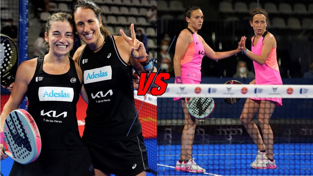 Live – Open Vigo – SALAZAR / TRIAY vs RIERA / LLAGUNO