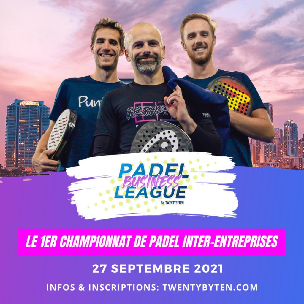 Padel Business League_POST Instagram