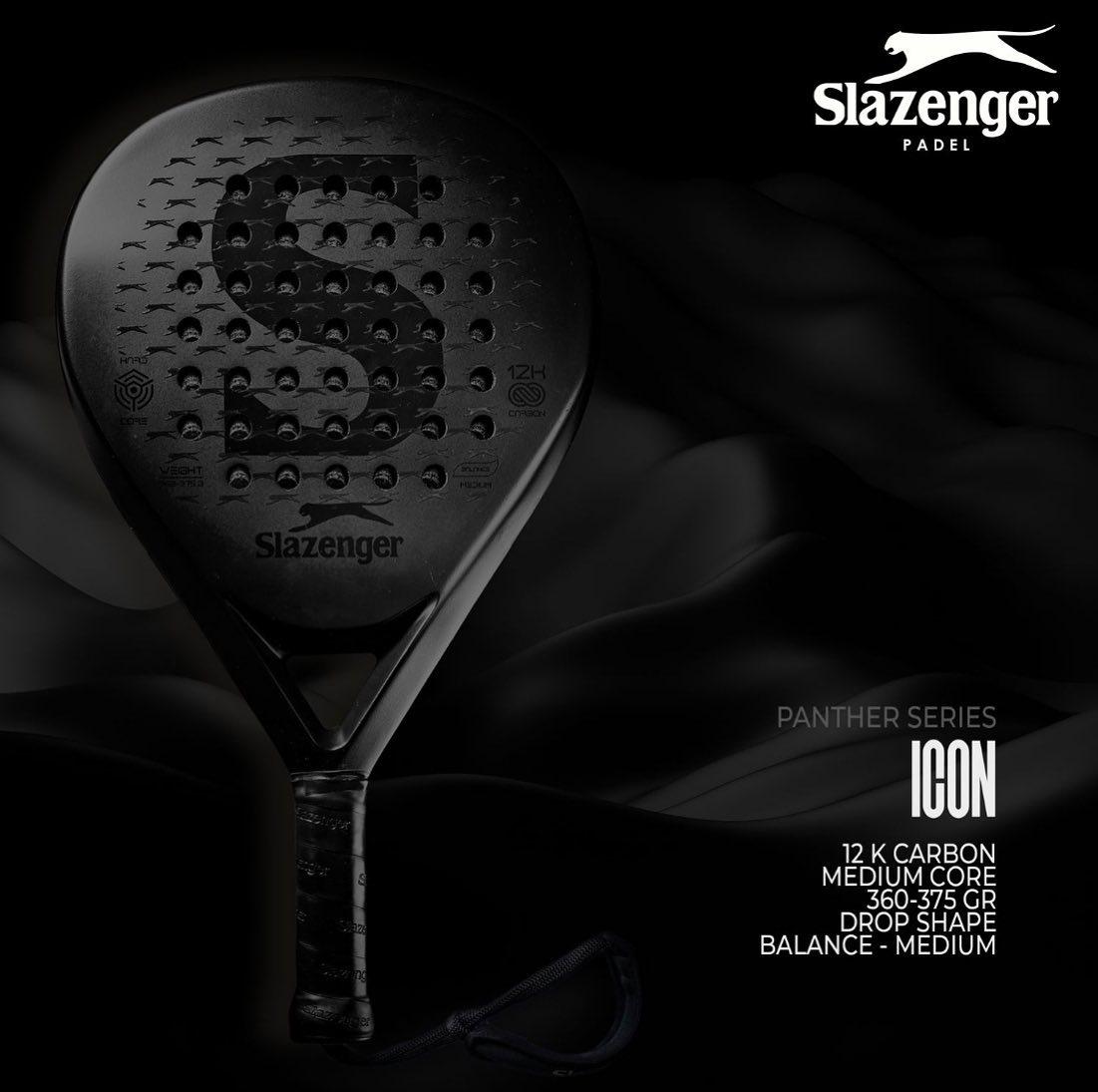 Slazenger padel 2021 Panther Series