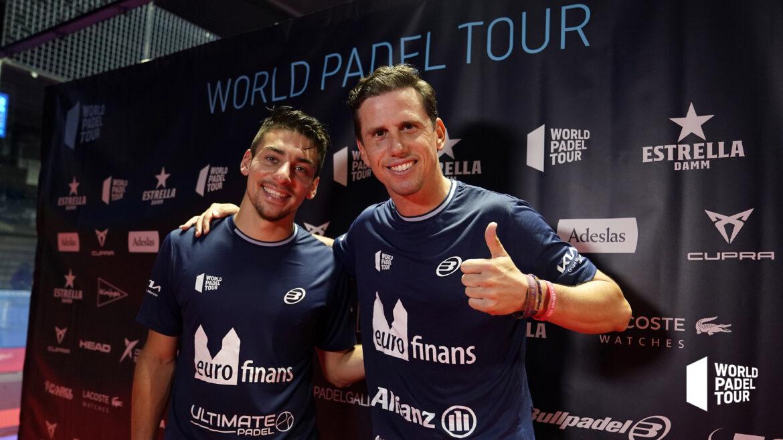 Paquito Navarro Martin Di nenno victoire santander open WPT sourires
