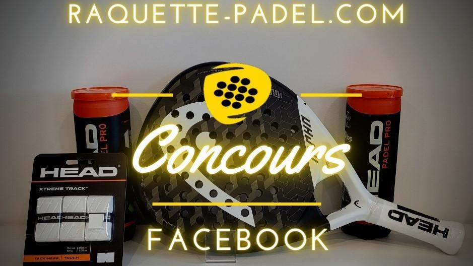 Raquette Padel : gana el Head ¡Alpha Pro de Sanyo!