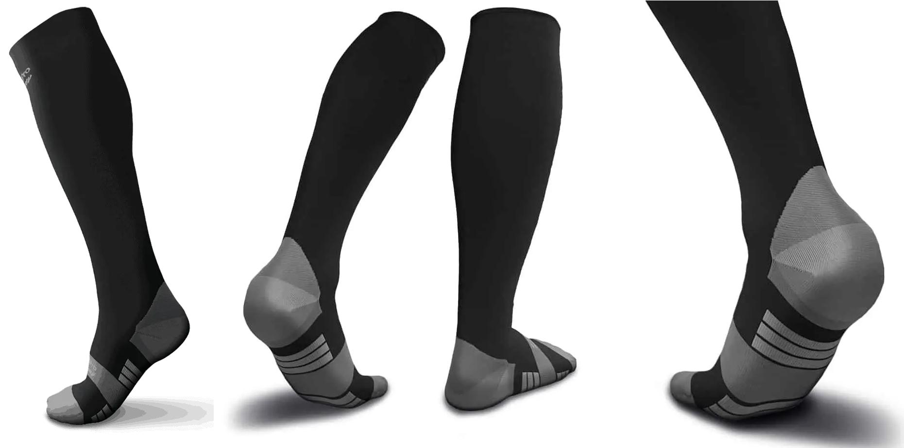 Recovery sokker: perfekt til padel