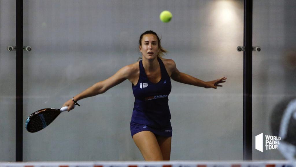 Victoria Iglesias vänder Alicante Open 2021 WPT Padel