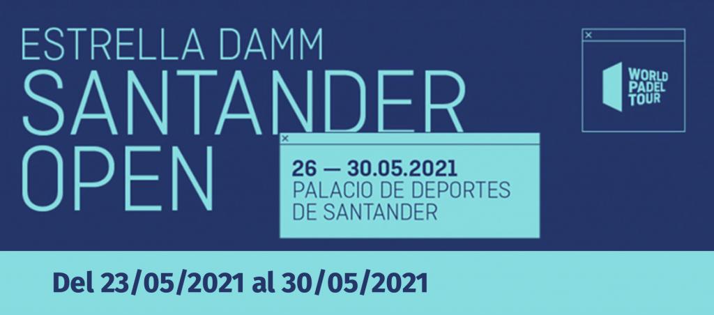 WPT Estrella Damm Santander Open 2021 Padel