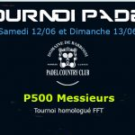 country barbossi tournoi Padel P500 [4196]