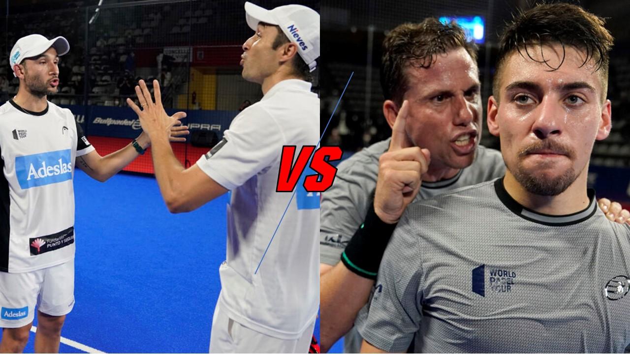 Live – Open Vigo – Sanyo / Bela vs Navarro / Di Nenno