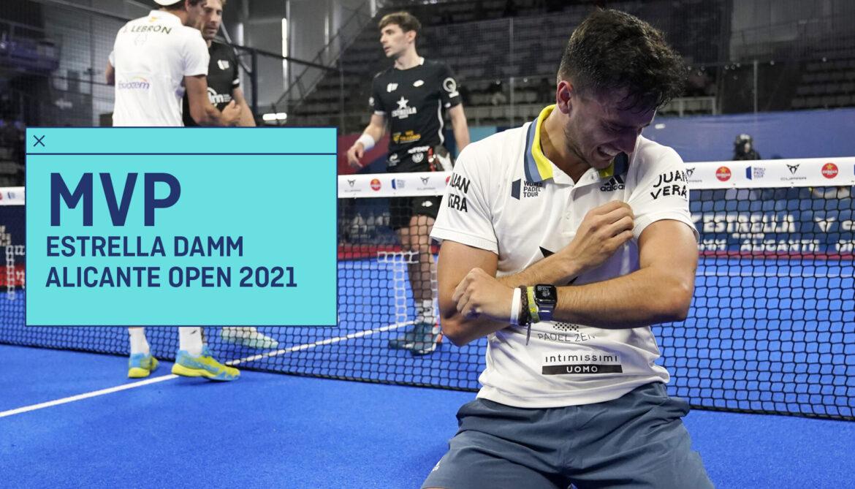 WPT Alicante Open 2021: Galán MVP