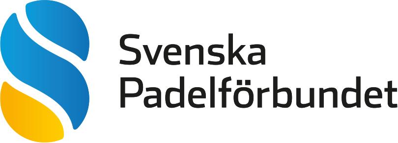 logo Svenska Föreningen för padel
