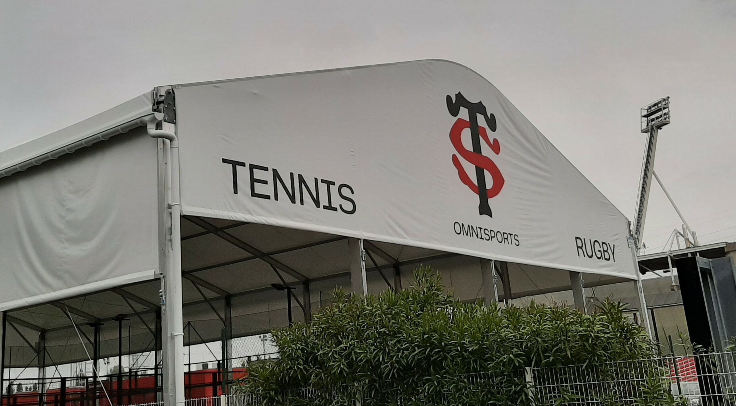 Stade Toulousain: the work of padel are finished!