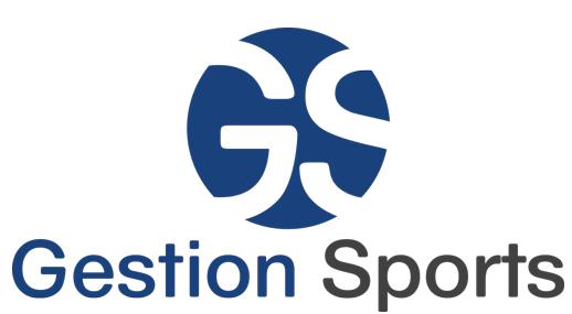 Logotip de gestió esportiva