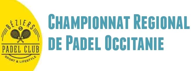 O Campeonato Occitanie em Béziers Padel clube