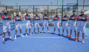 Team France messieurs 2021