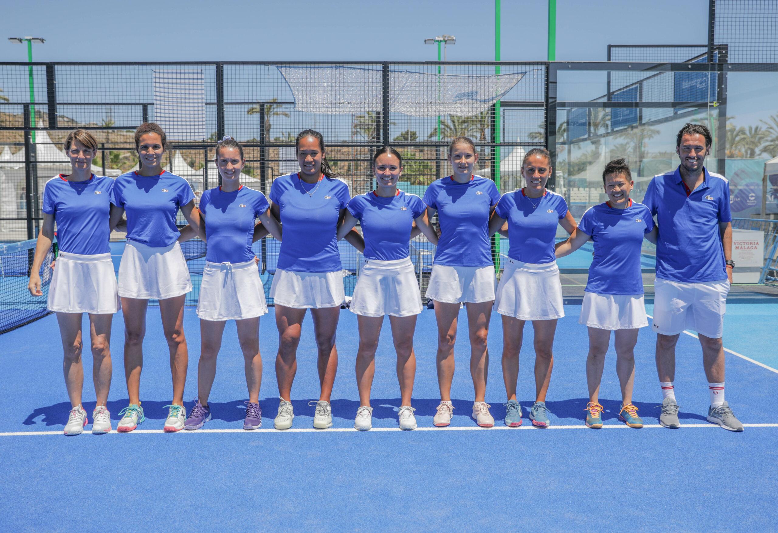 XII Championnat d'Europe – 1/4 – France vs Belgique dames