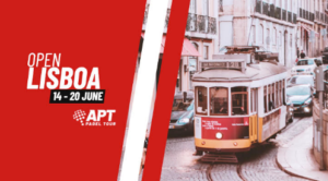 Lisboa Open APT poster Padel Tour 2021