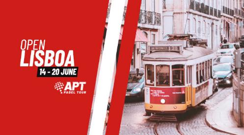 APT Lisboa Open: første gangs turnering