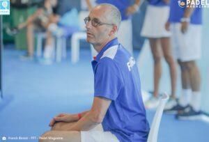 Alexis Salles séléctionneur France Europe 2021 Marbella
