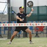 Benjamin Tison förhandsvolley WPT Valladolid Master