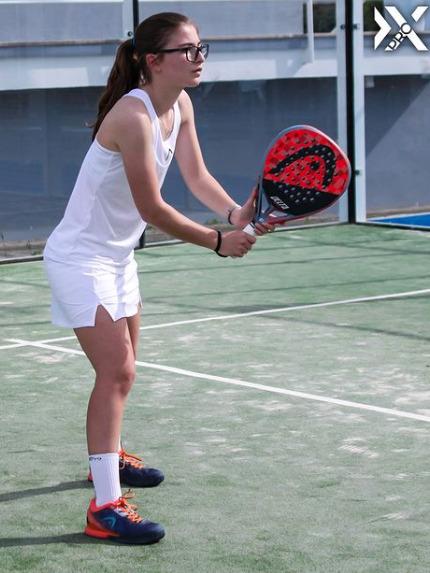 Cristina Carta Padel SOXPro