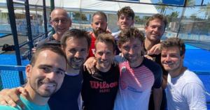 Equipe de France messieurs Europe 2021 Marbella