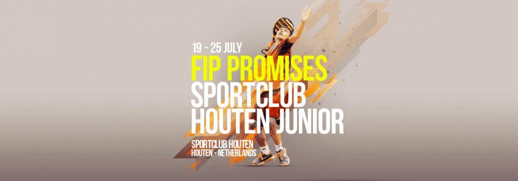 FIP Promise tournoi international junior padel 2021