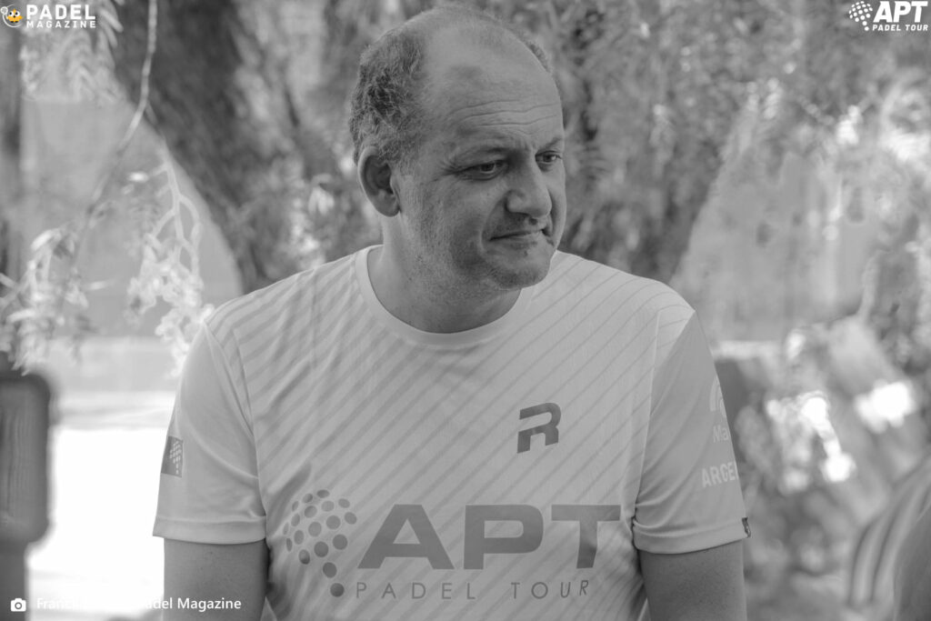Fabrice Pastor apt padel tour portugal
