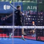 Franco Stupaczuk Rückhand-Volleyball WPT Marbella Master 2021