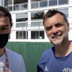 Intervju med Sergi Bruguera Roland-Garros Padel