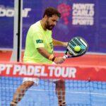 Lucho Soliverez APT Padel Tour Lisboa Open
