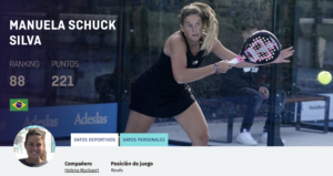 Manuela Schuck rejoint le team Nox